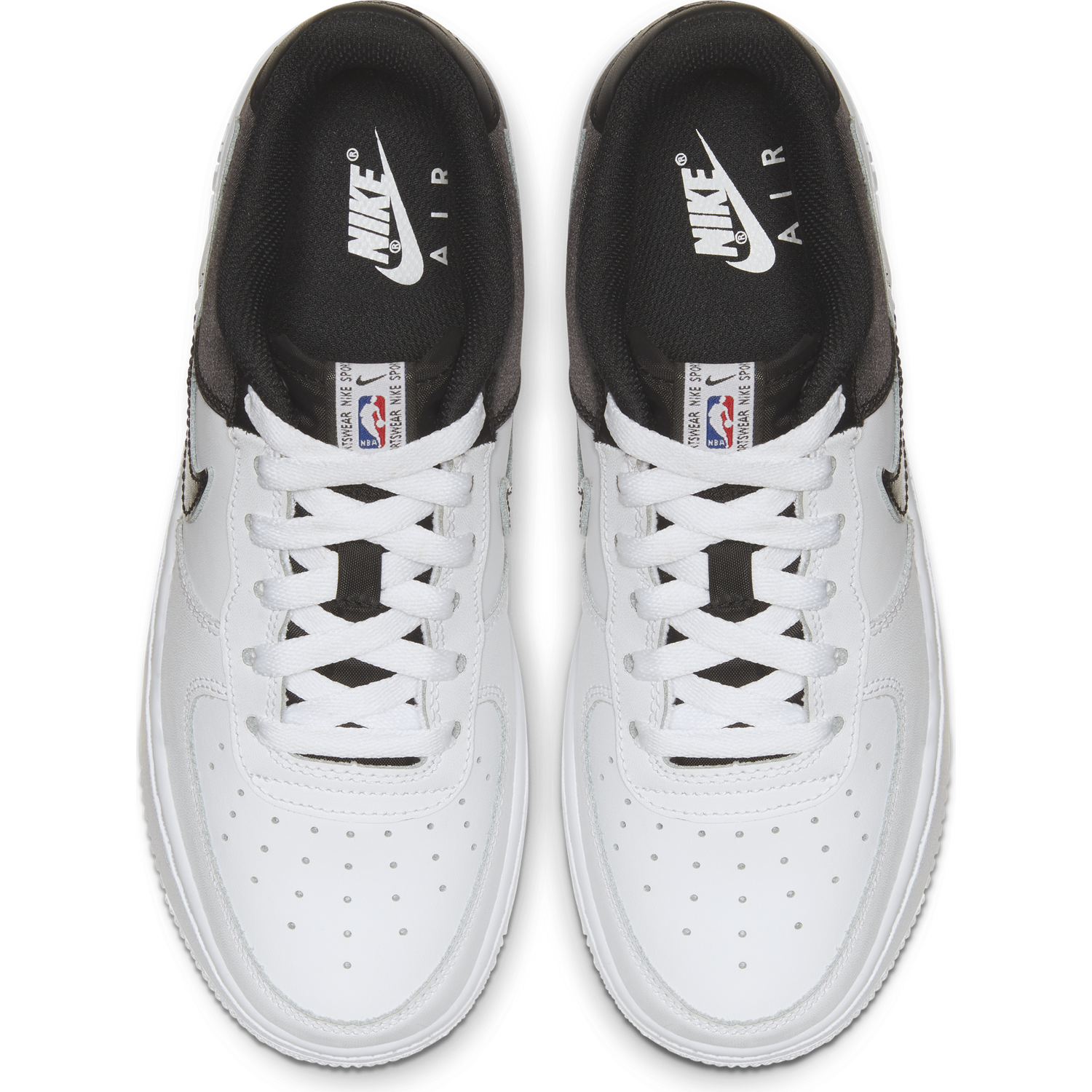 BUTY JUNIOR NIKE AIR FORCE 1 LV8 1 MULTIKOLOR CK0502 100