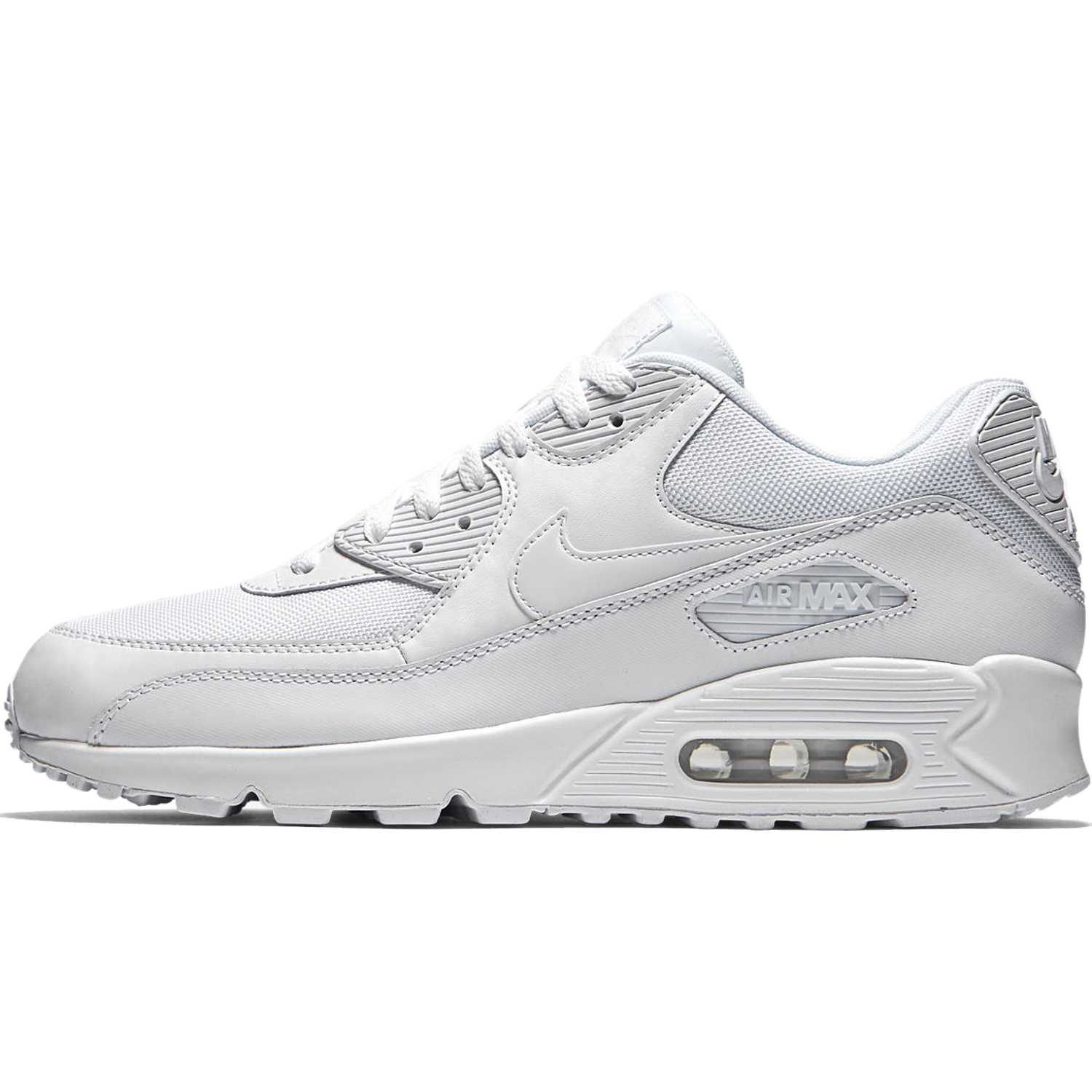 factory authentic ca69d 37494 ... BUTY MĘSKIE LIFESTYLE NIKE AIR MAX 90 ESSENTIAL BIAŁE 537384-111 ...