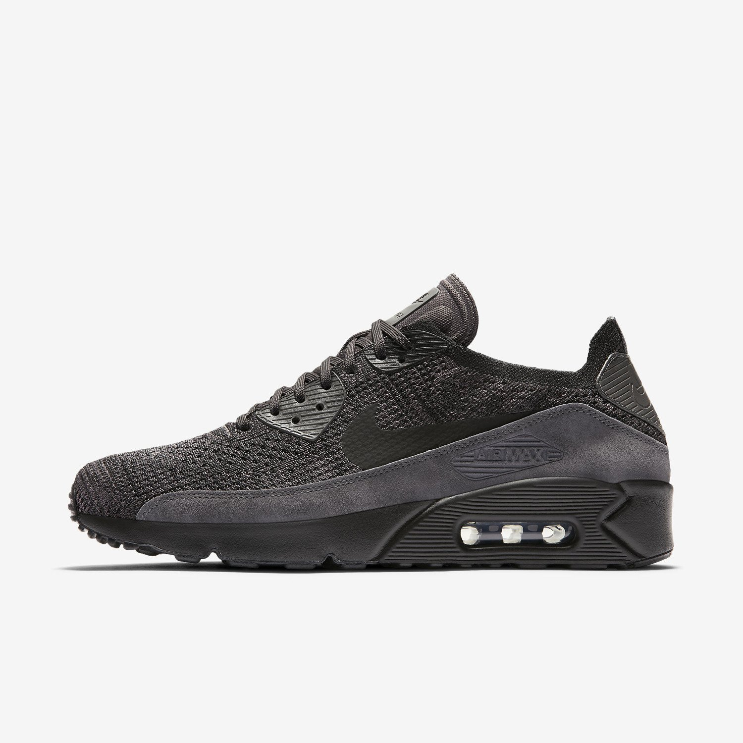 Buty Nike Air Max 90 Ultra 2.0 Flyknit Thunder Grey 875943 008