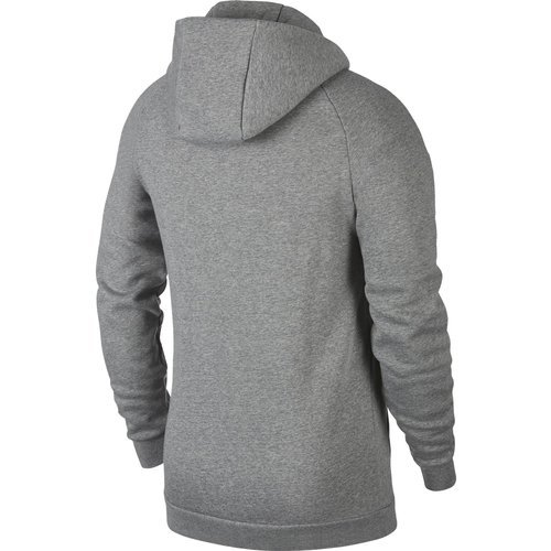 BLUZA MĘSKA AIR JORDAN JUMPMAN FLEECE FZ SZARA 939998-092