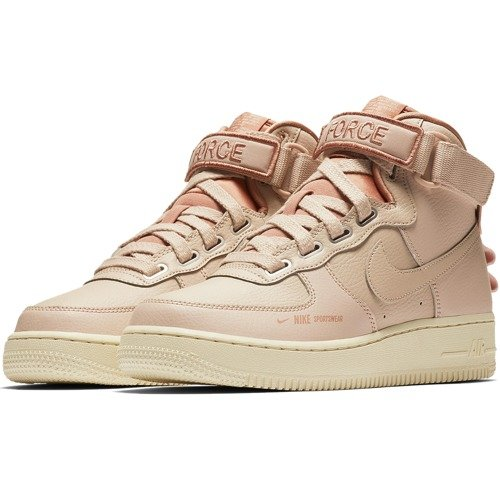 BUTY DAMSKIE LIFESTYLE NIKE AIR FORCE 1 HIGH UTILITY BRĄZOWE AJ7311-200