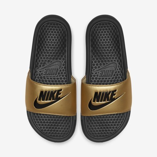 KLAPKI DAMSKIE NIKE NSW BENASSI JUST DO IT CZARNE 343881-014