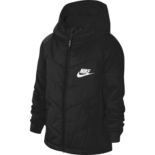 KURTKA JUNIOR NIKE TF SYNTHETIC FILL JACKET CZARNA CU9157-010