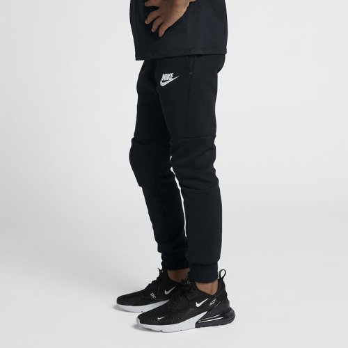 SPODNIE JUNIOR NIKE NSW TECH FLEECE 804818-017